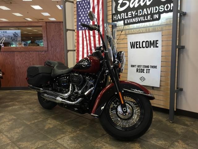 2020 Harley-Davidson Touring Heritage Classic 114 at Bud's Harley-Davidson