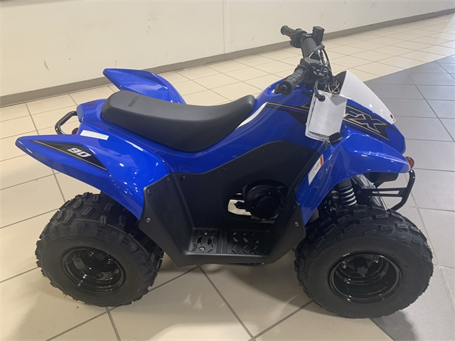 2021 Kawasaki KFX 90 at Star City Motor Sports
