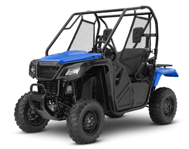 2020 Honda Pioneer 500 Base at Van's Motorsports