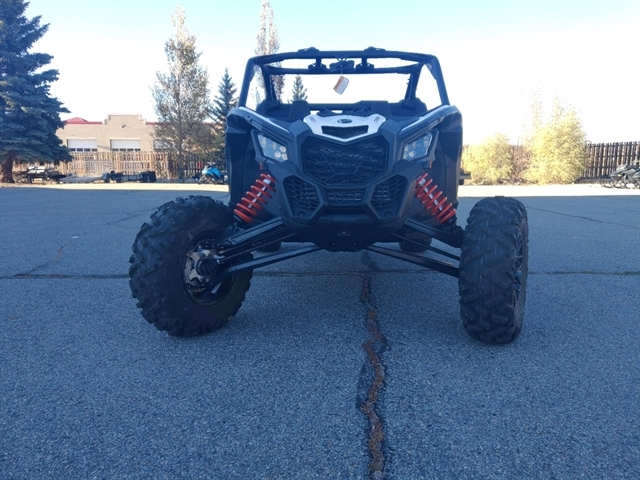 2020 Can-Am Maverick X3 RS TURBO R at Power World Sports, Granby, CO 80446
