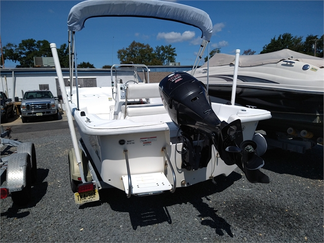 2009 Carolina Skiff 218DLV at Baywood Marina