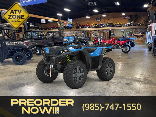2021 Polaris Sportsman 850 Ultimate Trail Edition at ATV Zone, LLC