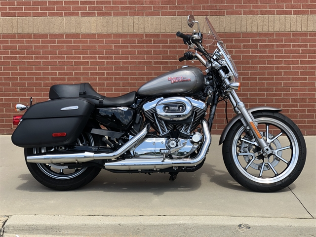 2017 Harley-Davidson Sportster SuperLow 1200T at Harley-Davidson of Macon
