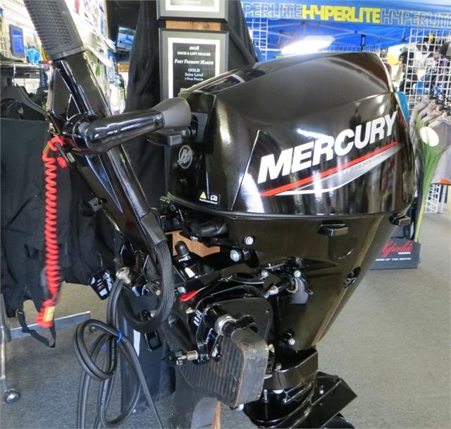 2021 Mercury 15 EH at Fort Fremont Marine