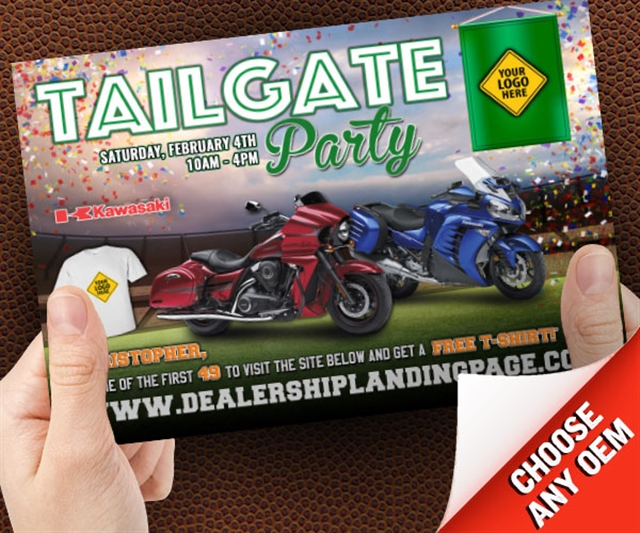 Tailgate Party Powersports at PSM Marketing - Peachtree City, GA 30269