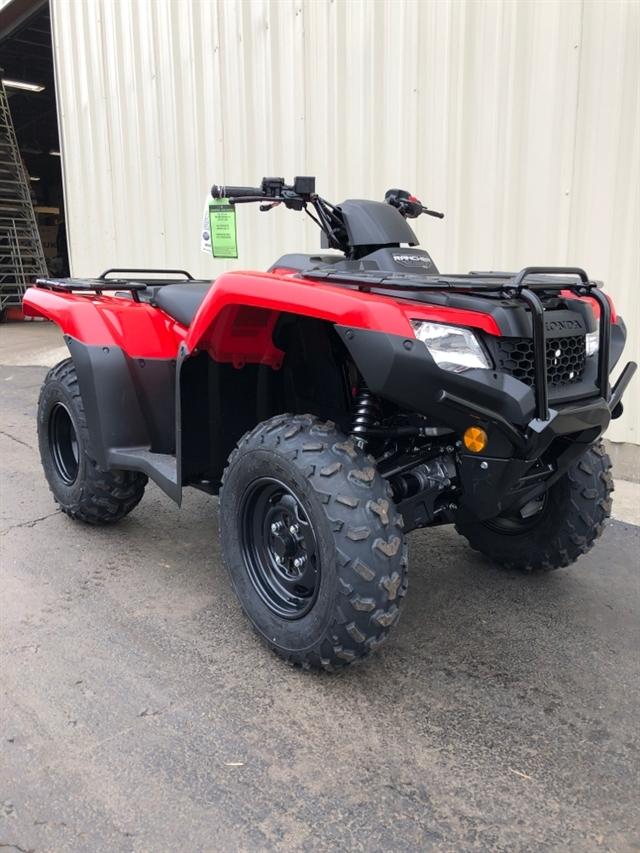 2020 Honda FourTrax Rancher 4X4 ES at Sloans Motorcycle ATV, Murfreesboro, TN, 37129