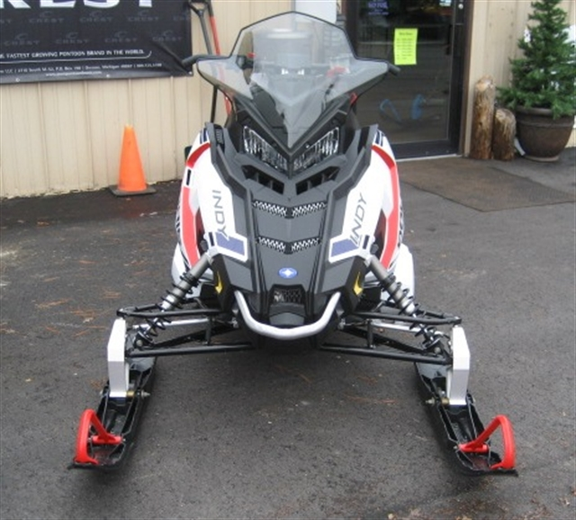 2020 Polaris 600 Indy SP 129 ES at Fort Fremont Marine