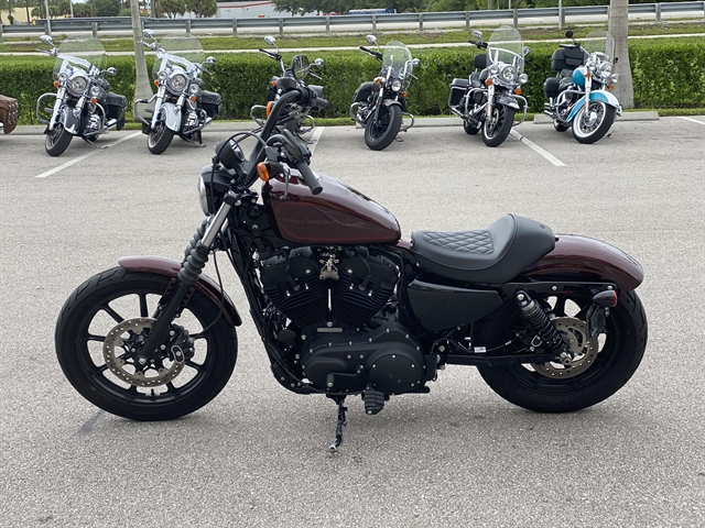 2019 Harley-Davidson Sportster Iron 1200 at Fort Myers