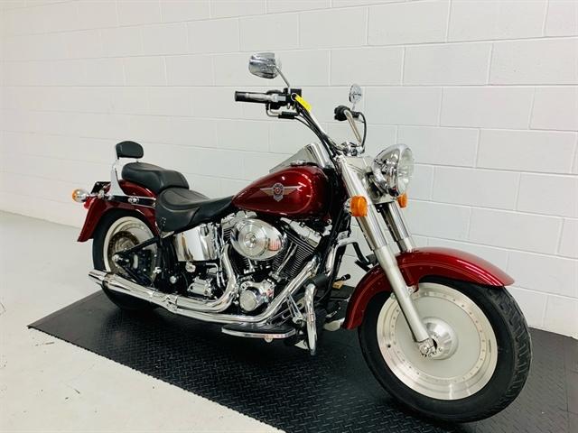 2001 Harley-Davidson FLSTF at Destination Harley-Davidson®, Silverdale, WA 98383