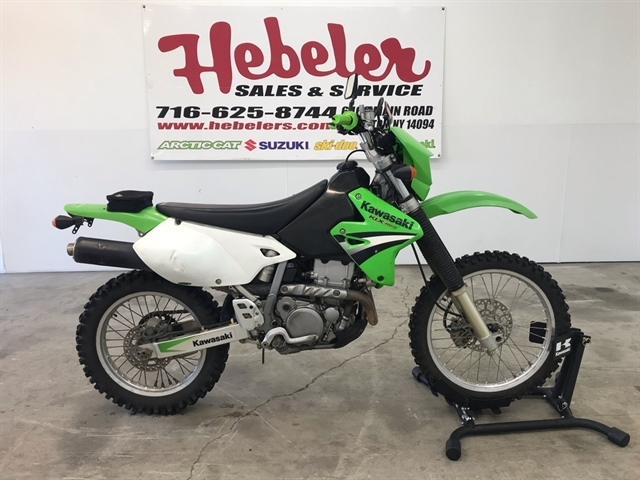 2003 Kawasaki KLX 400 R at Hebeler Sales & Service, Lockport, NY 14094
