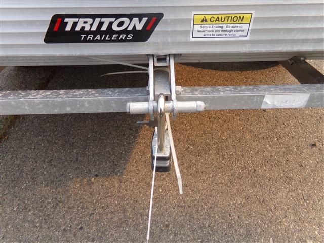 2017 Triton ATV88-10 at Power World Sports, Granby, CO 80446