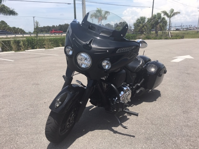 2016 Indian Chieftain Base at Fort Myers
