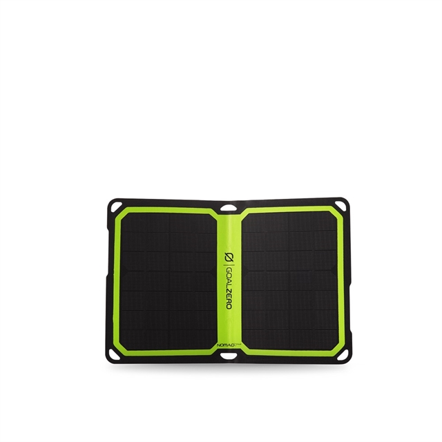 2019 Goal Zero Nomad 7 Plus Solar Panel at Harsh Outdoors, Eaton, CO 80615