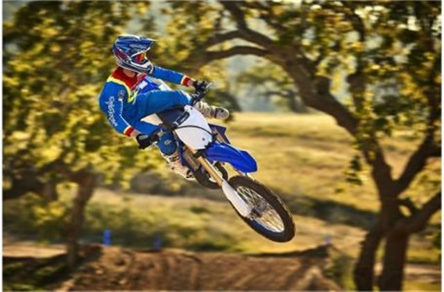 2019 Yamaha YZ 125 at Pete's Cycle Co., Severna Park, MD 21146