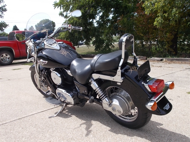 2007 Kawasaki Vulcan 1500 Classic at Nishna Valley Cycle, Atlantic, IA 50022