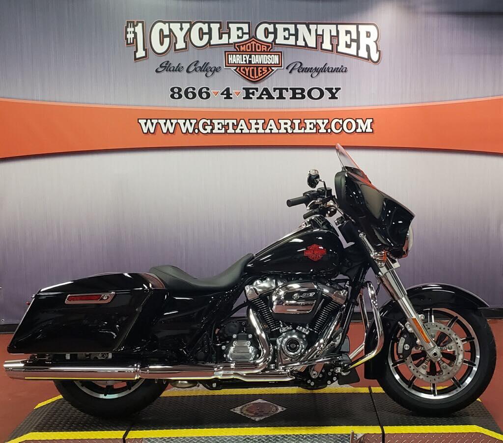2021 Harley-Davidson Touring FLHT Electra Glide Standard at #1 Cycle Center Harley-Davidson