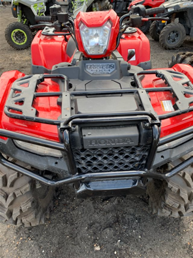 2017 Honda FourTrax Foreman Rubicon 4x4 Automatic DCT at Jacksonville Powersports, Jacksonville, FL 32225