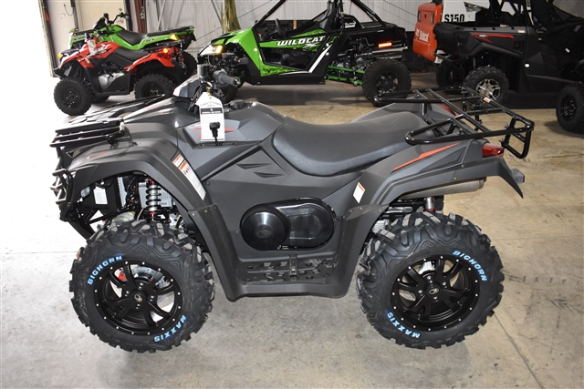 2018 KYMCO MXU 700i LE Prime at Lincoln Power Sports, Moscow Mills, MO 63362