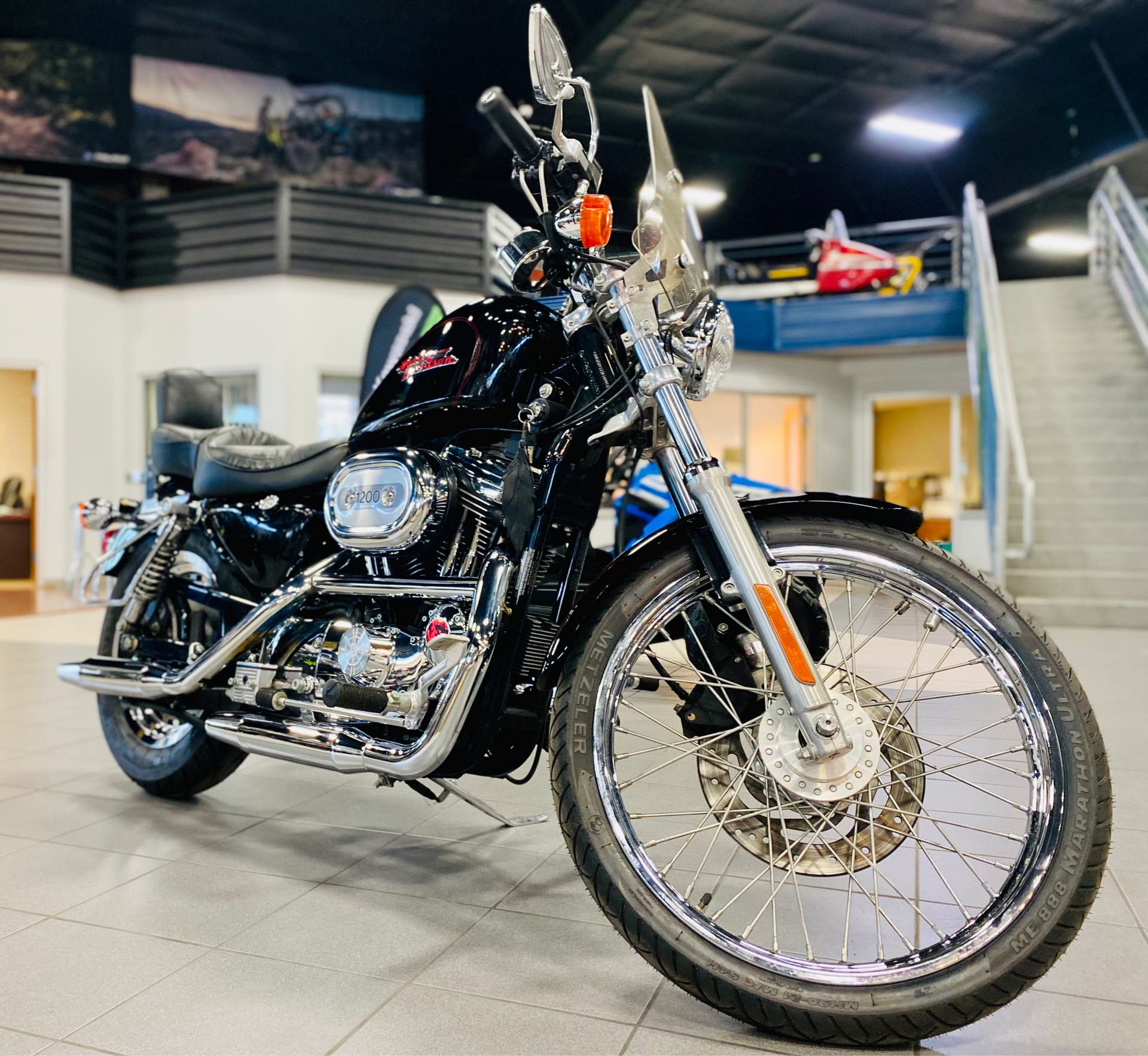2001 HARLEY DAVIDSON SPORTSTER at Rod's Ride On Powersports
