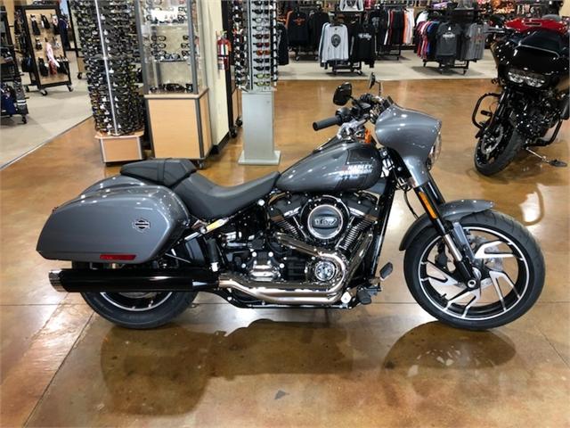2021 Harley-Davidson Cruiser FLSB Sport Glide at Steel Horse Harley-Davidson®