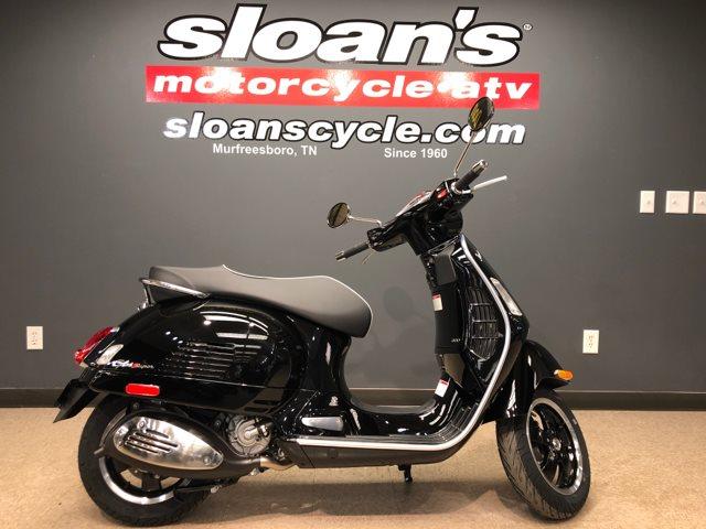 2019 Vespa GTS Super 300 at Sloans Motorcycle ATV, Murfreesboro, TN, 37129
