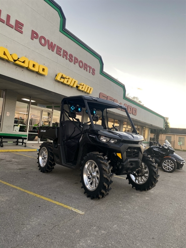 2021 Can-Am Defender DPS HD8 | Jacksonville Powersports