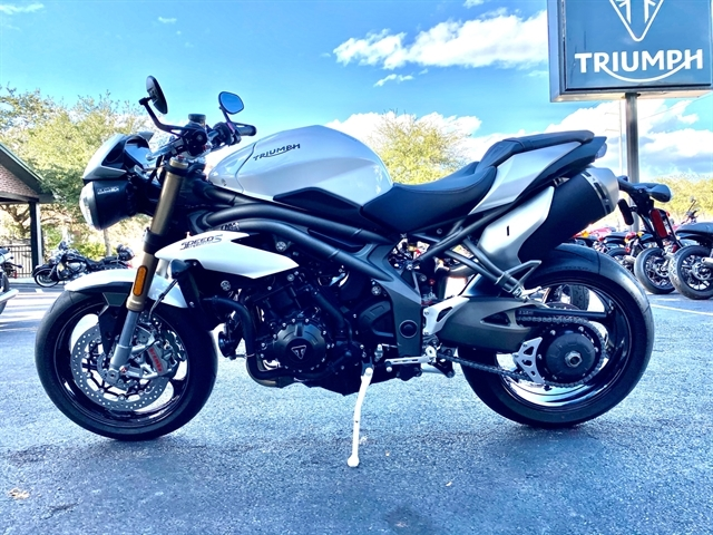 2020 Triumph Speed Triple S S at Tampa Triumph, Tampa, FL 33614
