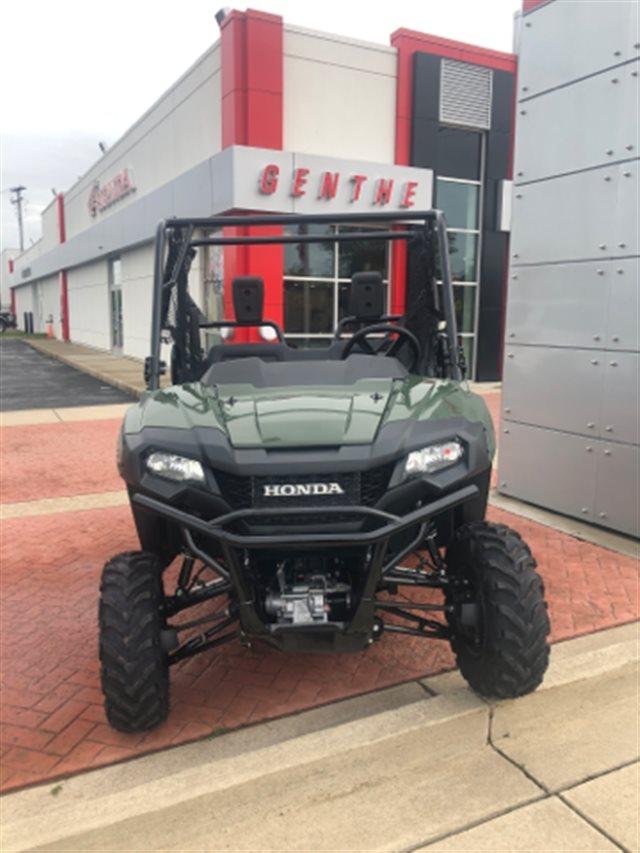 2019 Honda Pioneer 700 2-SEAT Base at Genthe Honda Powersports, Southgate, MI 48195