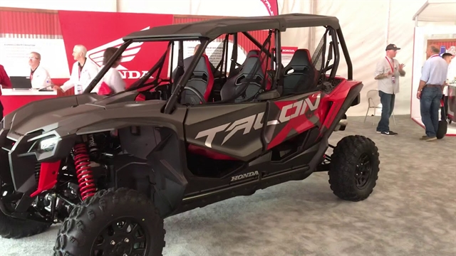 2020 Honda Talon 1000X-4 at Kent Motorsports, New Braunfels, TX 78130