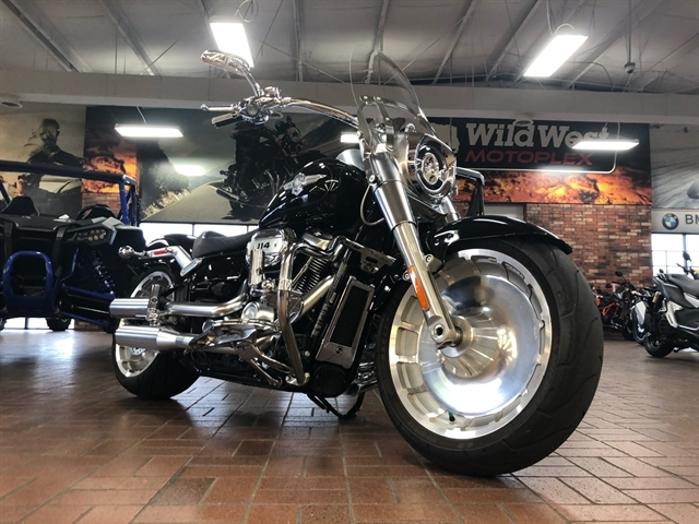 2018 Harley-Davidson Softail Fat Boy 114 at Wild West Motoplex