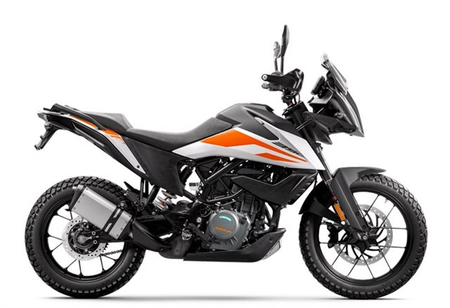 2021 KTM Adventure 390 at Riderz