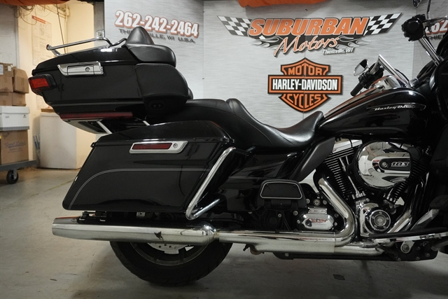 2016 Harley-Davidson Road Glide Ultra at Suburban Motors Harley-Davidson