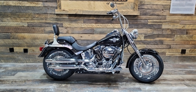 2017 Harley-Davidson Softail Fat Boy at Bull Falls Harley-Davidson