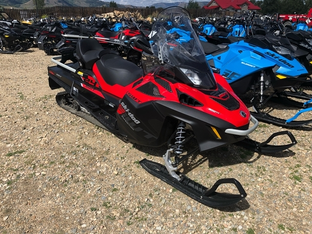 2020 Ski-Doo Skandic SWT 600 HO E-TEC at Power World Sports, Granby, CO 80446