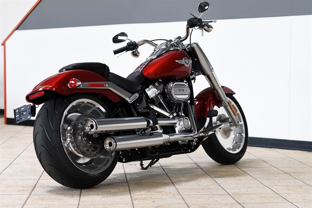 2019 Harley-Davidson Softail Fat Boy 114 at Destination Harley-Davidson®, Tacoma, WA 98424