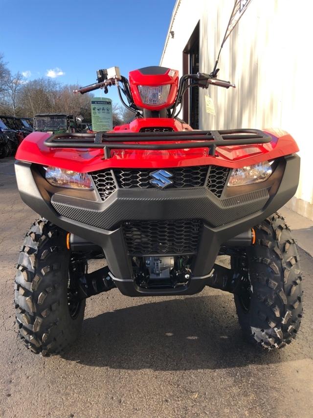 2021 Suzuki KingQuad 500 AXi Power Steering at Sloans Motorcycle ATV, Murfreesboro, TN, 37129