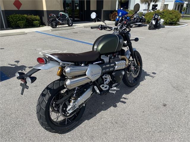 2022 Triumph Scrambler 1200 XC at Fort Myers