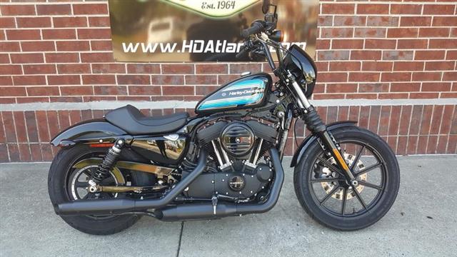 2019 Harley-Davidson Sportster Iron 1200 at Harley-Davidson® of Atlanta, Lithia Springs, GA 30122
