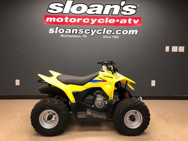 2019 Suzuki QuadSport® Z90 at Sloans Motorcycle ATV, Murfreesboro, TN, 37129