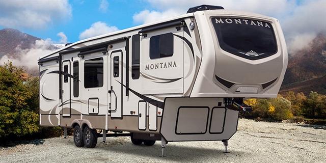 2020 Keystone Montana 3791RD 3791RD at Campers RV Center, Shreveport, LA 71129