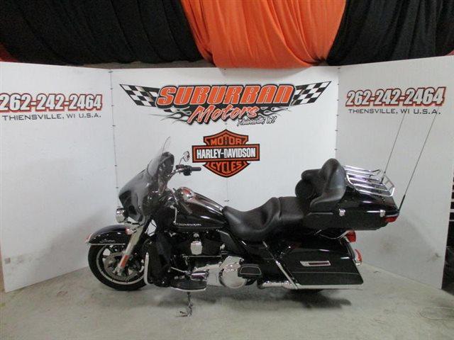 2016 Harley-Davidson Electra Glide Ultra Limited Ultra Limited at Suburban Motors Harley-Davidson