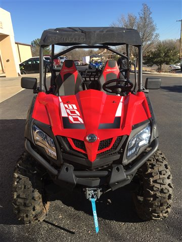 2017 CFMOTO ZFORCE 500 HO Trail EPS at Champion Motorsports, Roswell, NM 88201