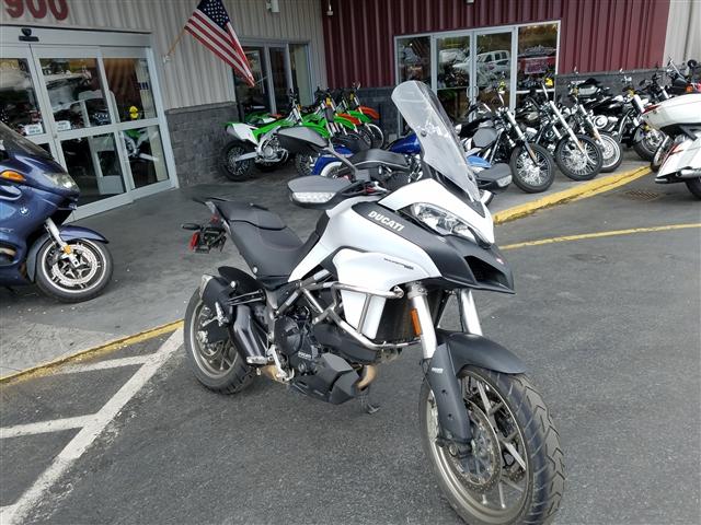 2017 Ducati Multistrada 950 at Lynnwood Motoplex, Lynnwood, WA 98037