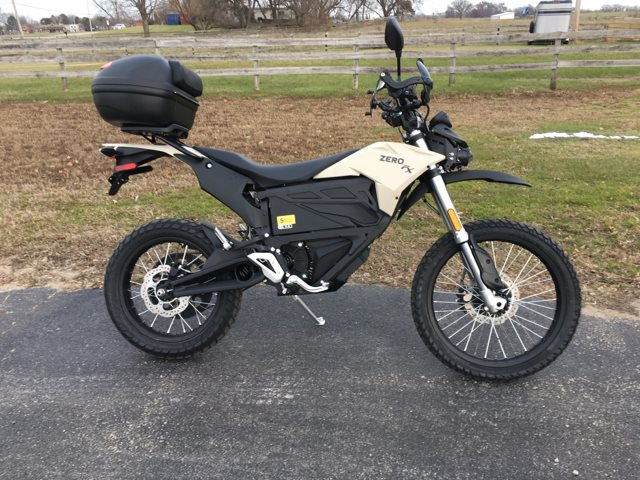 2019 ZERO FX 72 at Randy's Cycle, Marengo, IL 60152