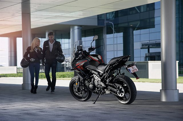 2021 Kawasaki Versys 650 ABS at Extreme Powersports Inc