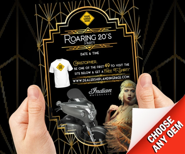 Roarings 20's Party Powersports at PSM Marketing - Peachtree City, GA 30269