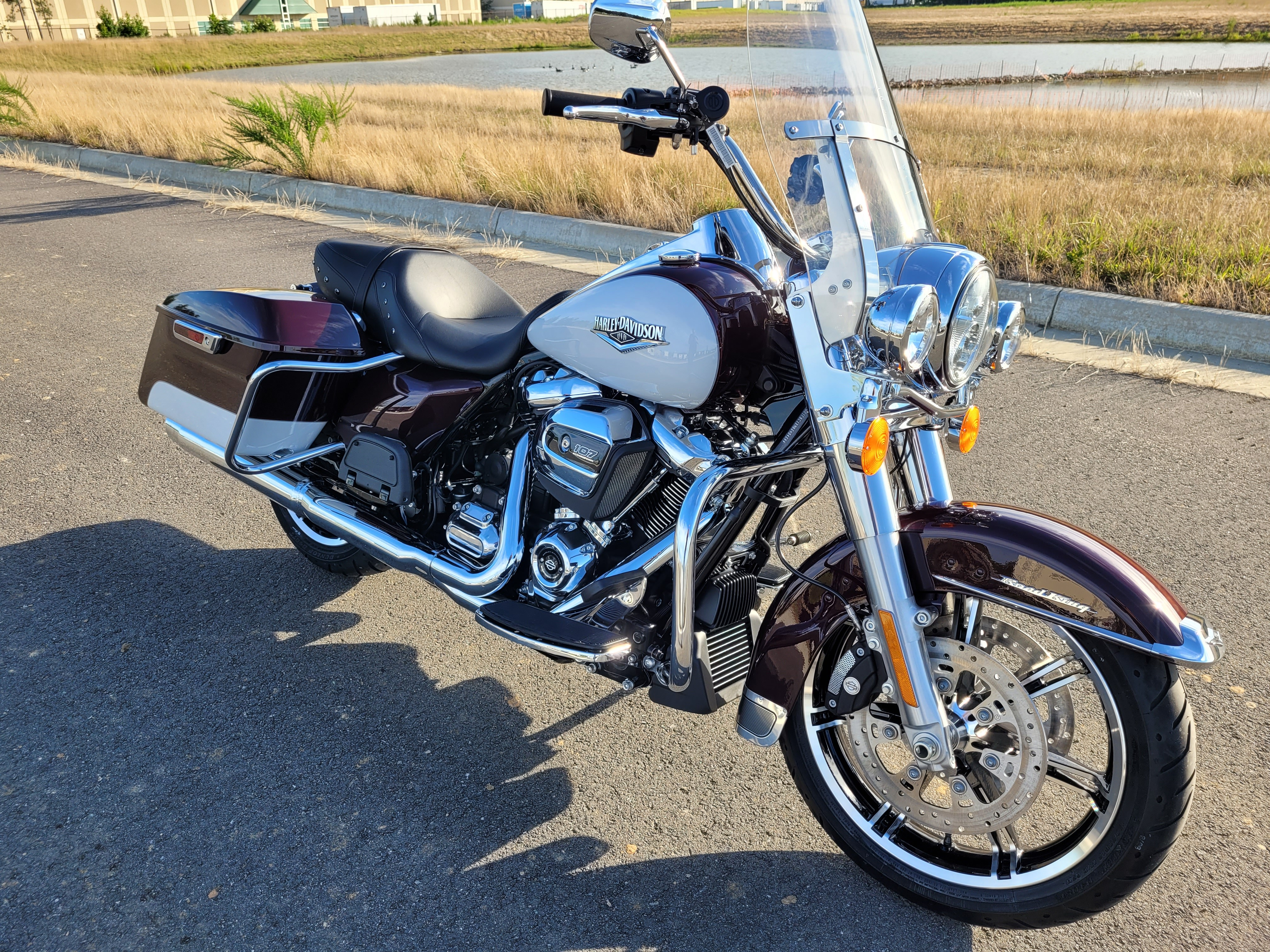 2021 Harley-Davidson Touring Road King at Richmond Harley-Davidson