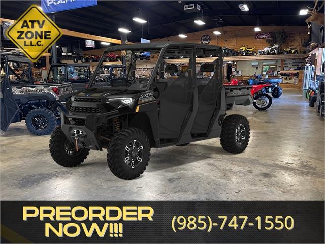 2021 Polaris Ranger Crew XP 1000 Texas Edition at ATV Zone, LLC