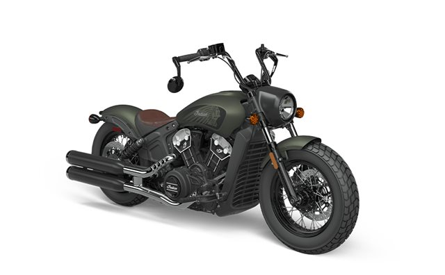2021 Indian Scout Scout Bobber Twenty - ABS at Fort Myers