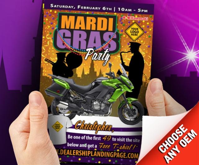2018 Winter Mardi Gras Powersports at PSM Marketing - Peachtree City, GA 30269